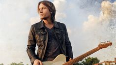 In my head, I'm rocking out to a Keith Urban guitar solo - CMT