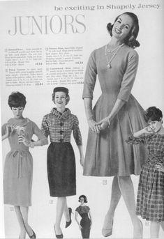 Fashion ♥ 1961 | Fashion ~ 1960-1964