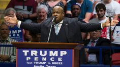 Mark Burns, a Donald Trump surrogate and the pastor of a South Carolina church, is owning up to false statements in his professional biography following a heated interview with CNN earlier this week.