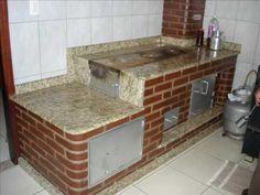 FOGÃO CAIPIRA : Como construir um fogão a lenha! - Página 2 de 2 - FazFácil