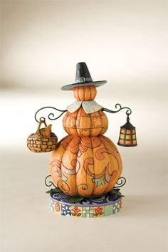 """Image detail for -Pilgrim Patch"""" Stacked Pumpkin Pilgrim  i want one"""