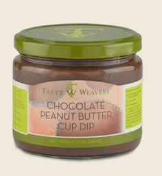 Chocolate Peanut Butter Cup Dip