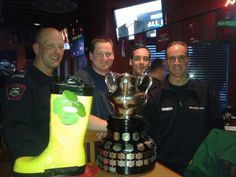 Williams Lake Fire Fighters raising funds for #B4L