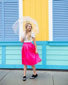 Taffeta Pleated Midi Skirt, , Clothing -- Cents Of Style - 15