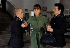#PaolaCortellesi sul set di Un #BossInSalotto, la nuova #WarnerComedy di #LucaMiniero da Gennaio 2014 al cinema! #CinemaItaliano