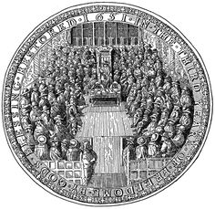 Great Seal of England Under the Commonwealth