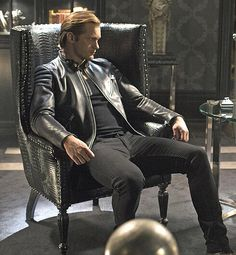 Eric - more leather and legs S7.E09. - Fangirl - True Blood