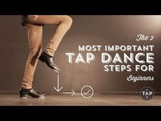 How to TAP DANCE - Beginner Tutorial - YouTube