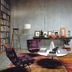 Home Style, Elegant eclectic apartment