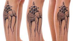 Tattoo Inspiration: Gregorio Marangoni #Tattoo #Tattoos #Ink