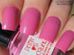 4Boys 1Mom Lacquer: Philly Loves Lacquer/Shopping Madness Trio and More!! That Barbie is MINE