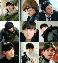 The many faces of Seo Jung-Hoo, aka Healer ❤❤ 지 창 욱 Ji Chang Wook ♡♡ that handsome and sexy look . Korean Celebrities, Korean Actors, Korean Dramas, Healer Korean, Healer Drama, Ji Chang Wook Healer, Saranghae, Ji Chan Wook, Moorim School