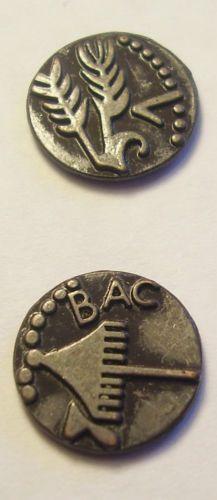Biblical Jesus Era Monedas Biblicas Tiempos Jesus