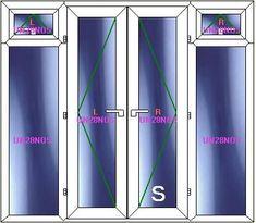 External French Doors, External Doors, Upvc French Doors, Doors Online, Framing Materials, Energy Efficiency, Windows And Doors, Calculator, Stairs