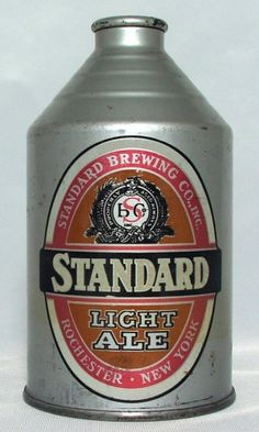 Standard Ale - Steel Canvas