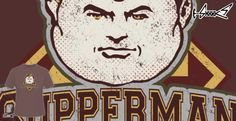 T-shirts - Design: Supperman - by: ADAM LAWLESS