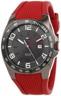 b3d6258171098 Tommy Hilfiger Men s 1790886 Stainless Steel Watch     Visit the image link  more details