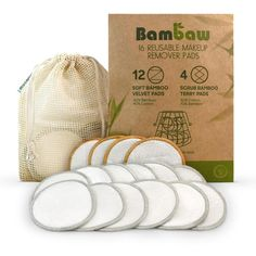 Tools cleanses 2019 New Bamboo Reusable Organic Cotton Pads Makeup Remover Washable Facial Clea. 2019 New Bamboo Reusable Organic Cotton Pads Makeup Remover Washable Facial Cleansing Microfiber Makeup Remover Eye Make-up Remover, Makeup Remover Wipes, Makeup Wipes, Make Up Remover, Perfectly Posh, Cotton Pads, Wash Bags, Eye Make Up, Sustainable Living