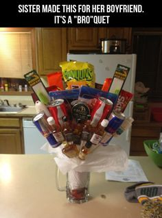 Broquet for my husband :)