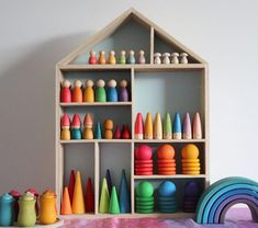 59 trendy Ideas for diy wood toys for girls wooden pegs Lathe Projects, Wood Turning Projects, Woodworking Projects, Woodworking Bench, Articles En Bois, Grimm's Toys, Playroom Organization, Natural Toys, Diy Holz