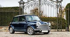 Dieser Mini Cooper gehörte John Cooper höchstpersönlich | Classic Driver Magazine