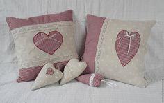 Купить подушки декоративные Кантри в интернет магазине на Ярмарке Мастеров