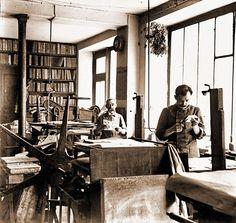Printing office (mono version)