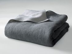 King size Spring bed Blanket Extra Fine CASHMERE Miryam, DOUBLE Face, Eco Friendly, natural color Made in Italy FREE Shipment