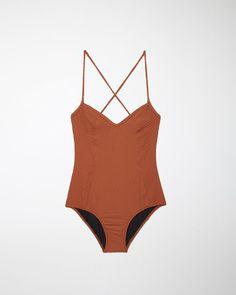 RACHEL COMEY | Bay One Piece Swimsuit | Shop at La Garçonne