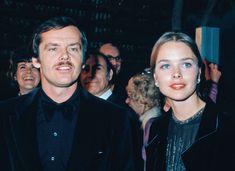 Michelle Phillips and Jack Nicholson, 1970