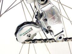 classicvintagecycling: 1985 Bianchi Centenario 24 of Vintage Cycles, Centenario, Bike Parts, Golf Clubs, Cycling, Classic, Teeth, Derby, Biking
