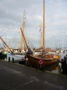 Fishing Boats, Volendam  Netherlands