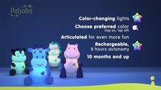 Lumilove Savanoo Pabobo by Pabobo. les petits animaux colorés pour s'amuser partout