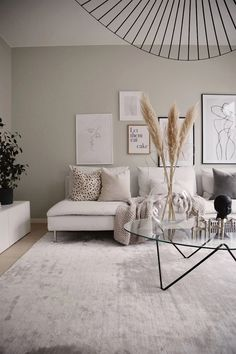 Natural Home Decor My Living Room, Home And Living, Living Room Decor, Cute Home Decor, Cheap Home Decor, Living Colors, Home Decor Paintings, Natural Home Decor, Living Room Inspiration