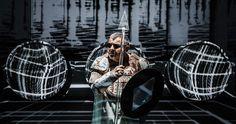 Giancarlo Cauteruccio nell'Eneide, della compagnia Krypton nel cartellone di More #2014 al Teatro Morelli di Cosenza