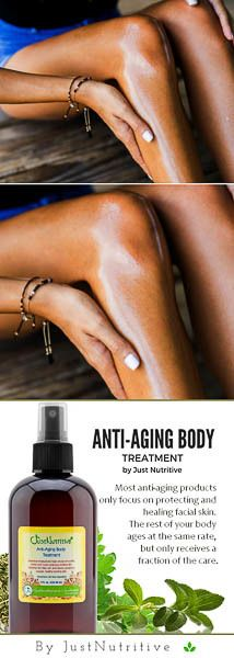 Anti-Aging Body Treatment | Anti-Aging | Just Nutritive