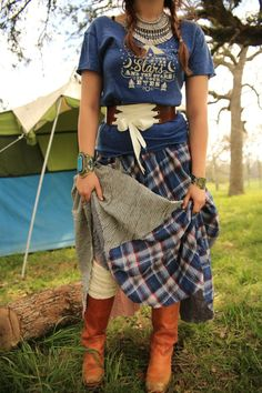 PATCHWORK MAXI SKIRT - Junk GYpSy co.