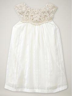 doily top dress