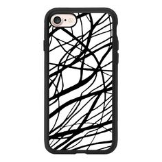 Tumble Weed - iPhone 7 Case And Cover ($40) ❤ liked on Polyvore featuring accessories, tech accessories, iphone case, clear iphone case, iphone cover case, apple iphone case and iphone cases