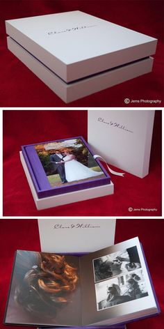 Delicated and fresh combinations of colors made by the English photographer John Fox. The white touch paper highlights the purple detail of the box and the customization.  http://www.graphistudio.com/home