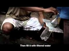 Solar Light Water Bottles in India   really amazing!