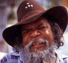 Clifford Possum Tjapaltjarri, Aboriginal Artist in Australia. v@e.