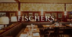 Fischer's neighbourhood cafe and Konditorei