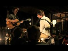 so good. best re-discovery in a long long time. i forgot how much i love these guys. | kings of convenience - soirée de poche #11 - la blogothèque