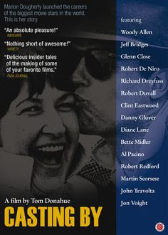 Casting By (2013) http://firstrunfeatures.com/castingby.html