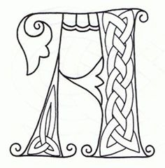 Lots of celtic patterns