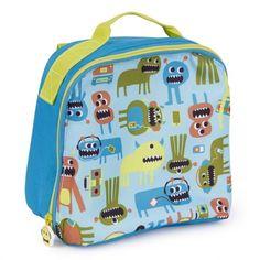 Beat box lunch bag
