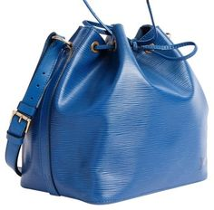 Louis Vuitton Epi Canvas Shoulder Bag