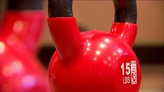 Springfield, MO: On this Fit Friday, Pamela Hernandez with  Thrive Personal Fitness  shows us how to safely do Kettlebell swings. You can watch as KY3's Paul Adler makes a very common mistake-- and see how Pamela gets him to do the move the right way.