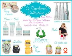 Mommy's Favorite Things: A Newborn Collection Giveaway! Ends 10/7